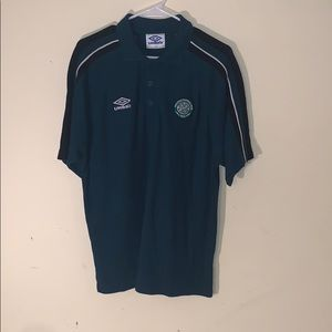 Munro Irish Football Team Jersey Polo